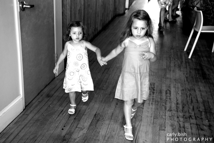 Hannah & Madeleine