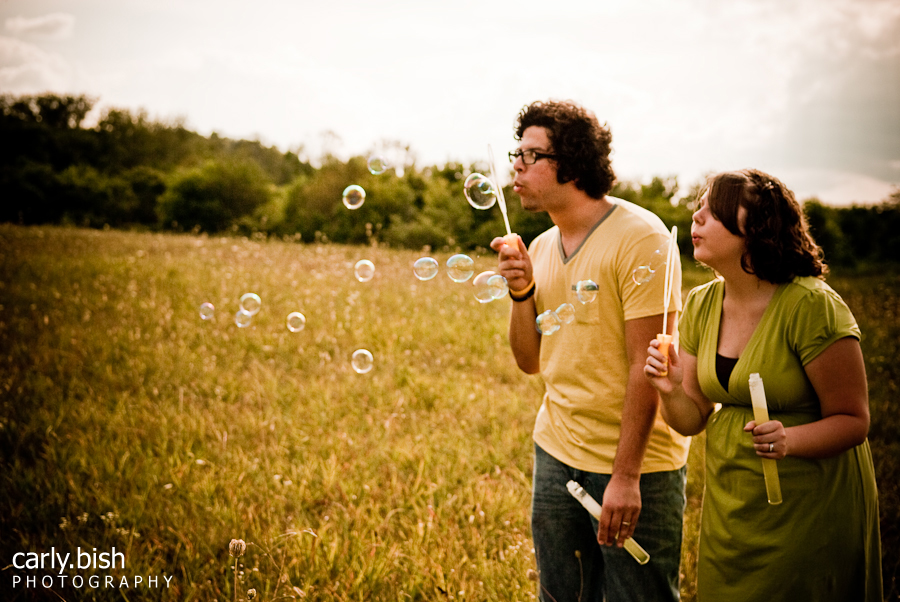 Seriously, you're never too old for bubbles. Never.