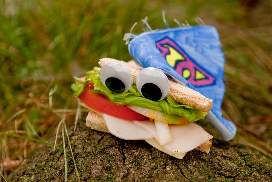 SUPER SANDWICH!!!