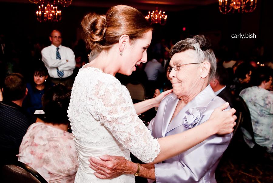 Travis&Alanna get married!