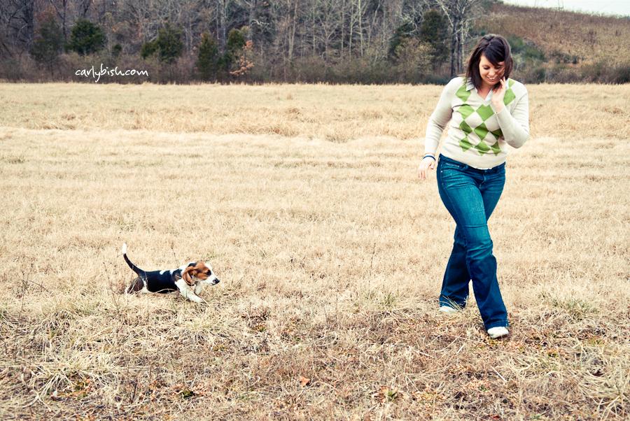 "Stephanie & ""Lucy"" :: carlybish photography"