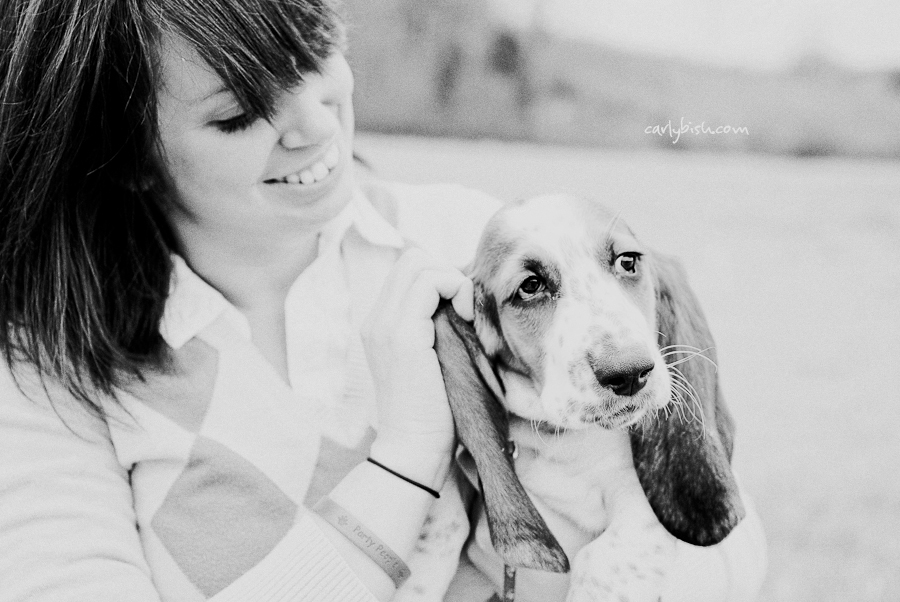 "Stephanie & ""Lucy"" :: carlybish photography"