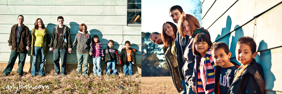 Hakes Family // carlybish photography